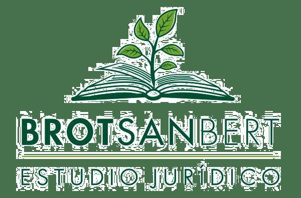 Logo Estudio Jurídico Brotsanbert