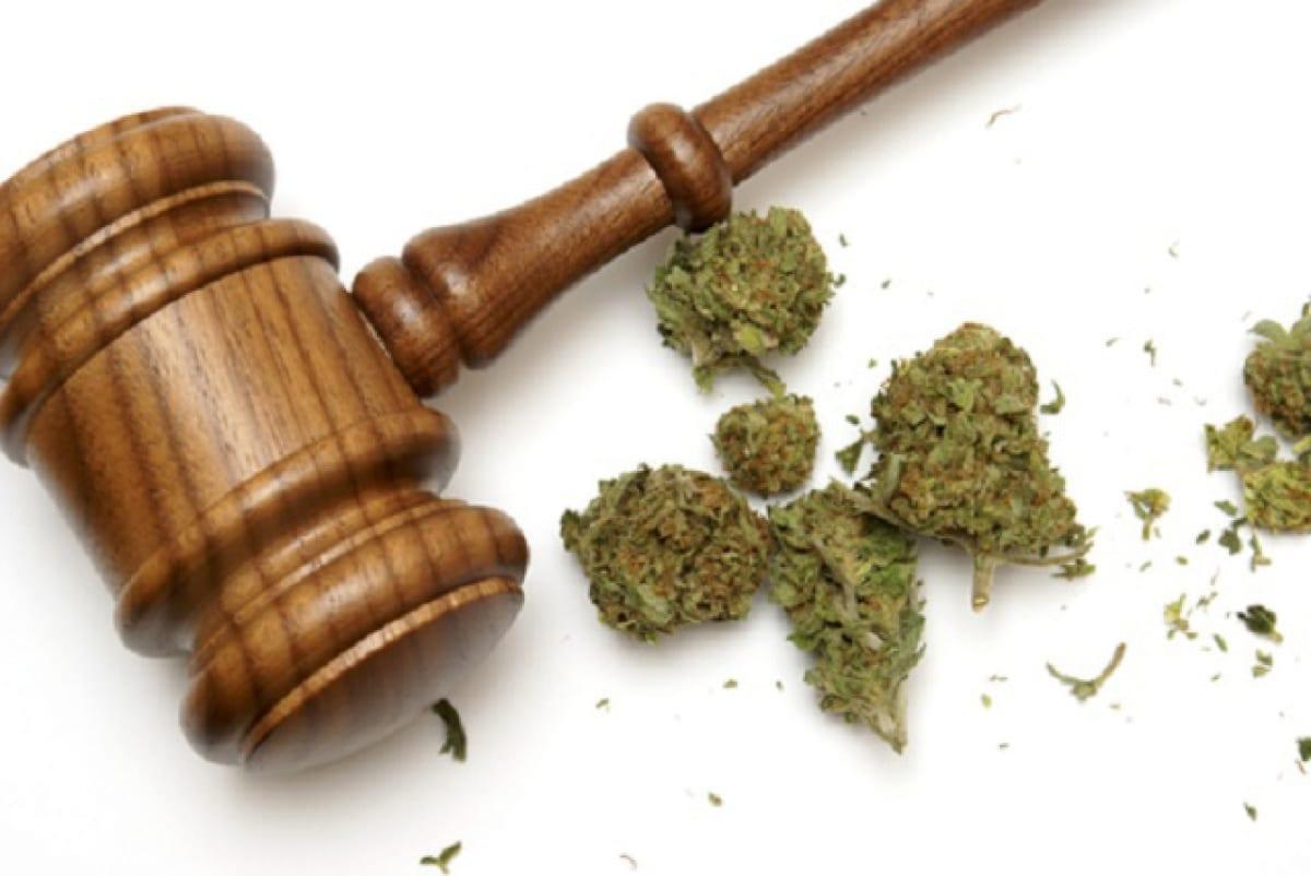 Justicia y cannabis