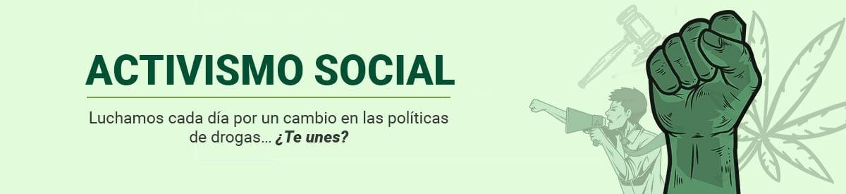 Banner activismo social