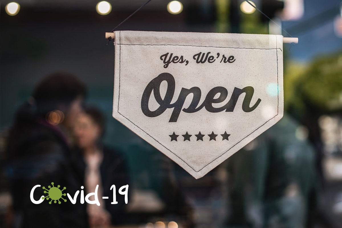 Empresas abiertas covid19