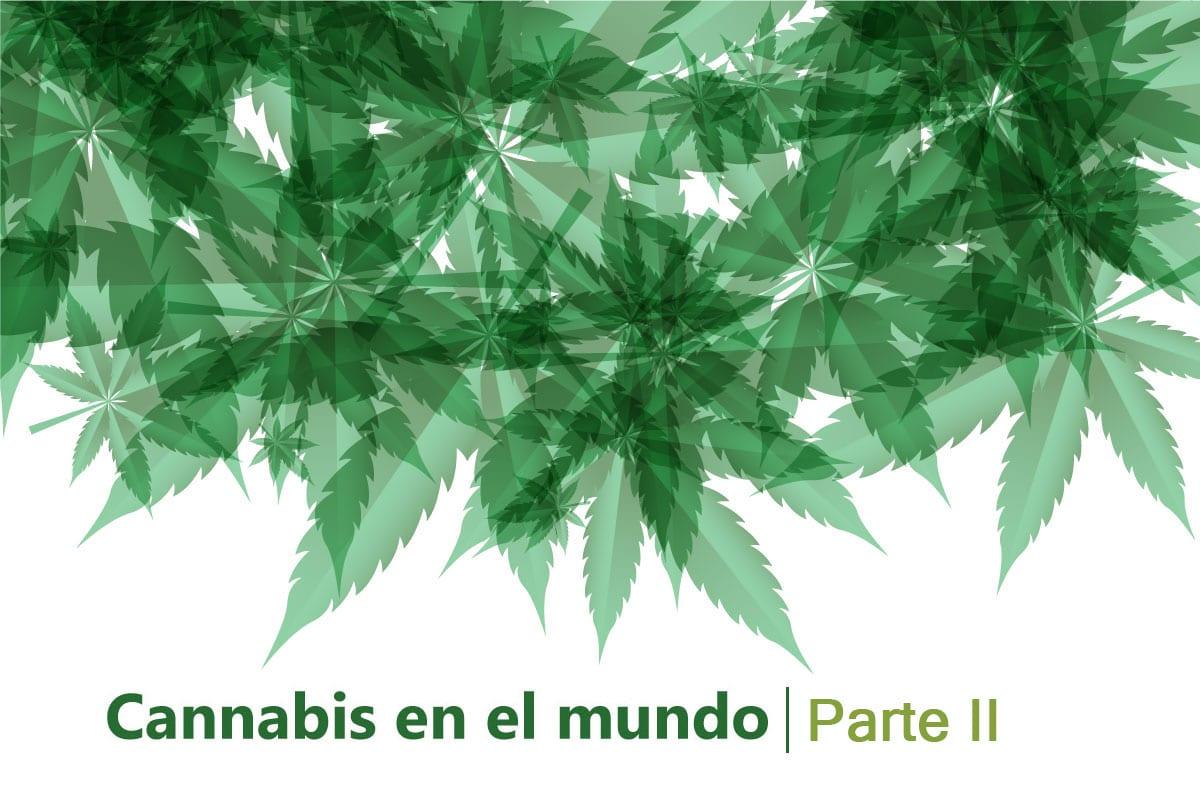 Cannabis del mundo parte 2
